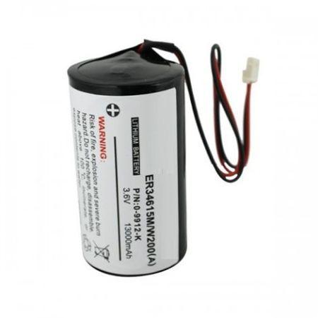 Visonic Powermax Siren Battery for MCS-730 & MCS-720 | 0-9912-K
