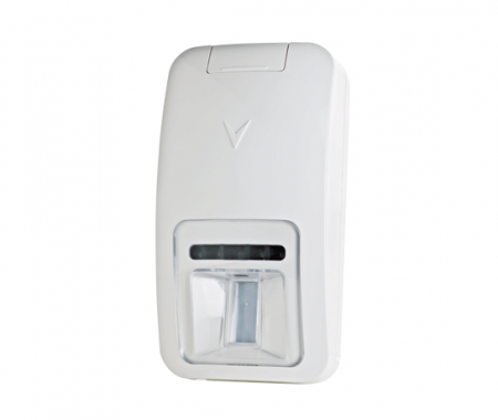 Visonic PowerG TOWER-32AM Mirror Dual Technology Detector with Anti-Masking 0-102630