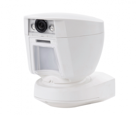 Visonic PowerG TOWER CAM PG2 Outdoor PIR Detector with Integrated Camera 0-102758