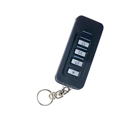 Visonic PowerMaster Wireless 4 Button Stylish Keyfob 0-102202