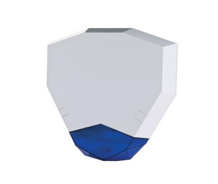 Visonic PowerMaster Wireless Two-Way Outdoor Hexagon Siren 0-103004