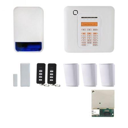 Visonic PowerMaster-10 G2 Wireless Alarm System with IP Module   PM103PIRKIT-IPA