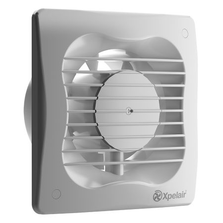 """Xpelair 6"""" 150mm Axial Extract Timer Fan 93227AW"""