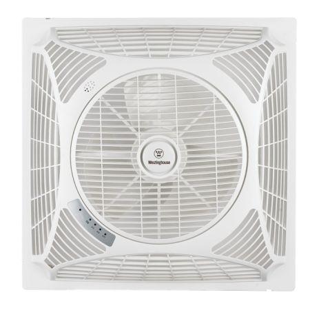 Westinghouse Windsquare 36 cm Indoor Recessed Ceiling Fan 72060