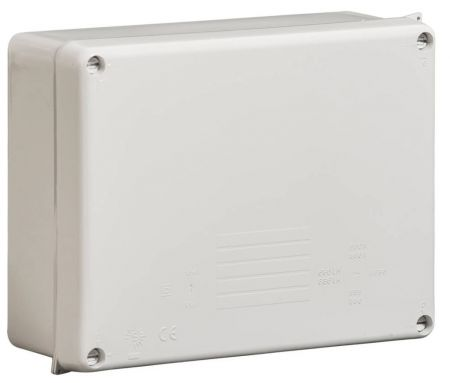 Wiska IP65 Weatherproof Sealed 230 x 180 x 88mm Adaptable Box WIB4