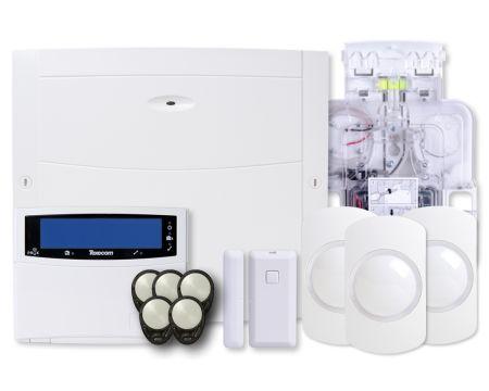 Texecom Ricochet Premier Elite 64W Wireless Alarm Kit | KIT-1002