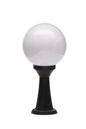 York CZ-31812-BLK Globe Post Lantern