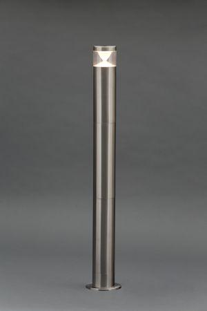 Zinc Pollux Adjustable 4w LED Post Light 3000K Stainless Steel   ZN-33394-SST
