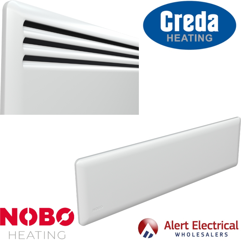 Creda Nobo NFK4N & NTL4N Panel Heaters