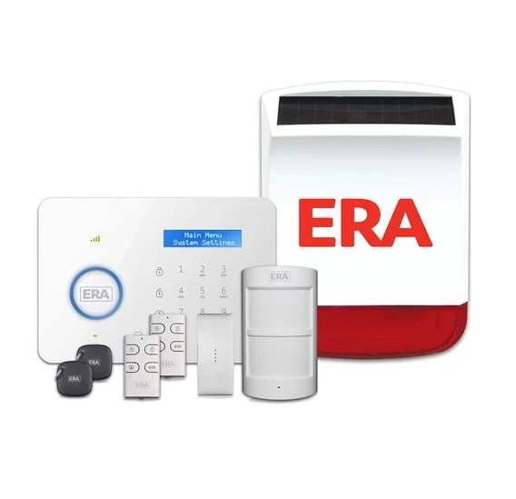 At Last! A Wireless Home alarm that is easy to install
