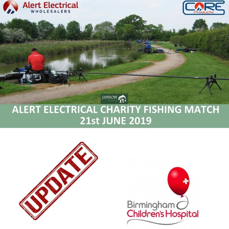 Alert Electrical Had a Fishing Day, Here's the Update on how it went