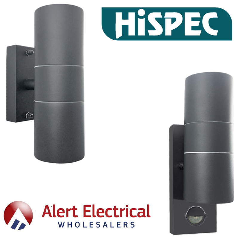 Anthracite Grey Modern & Contemporary Lighting Solutions From HiSpec