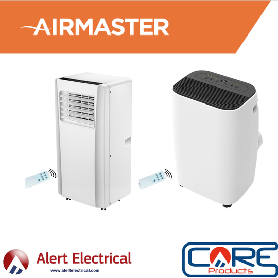 Don't lose Sleep at night with the AirMaster range of Air Conditioner units now in stock!