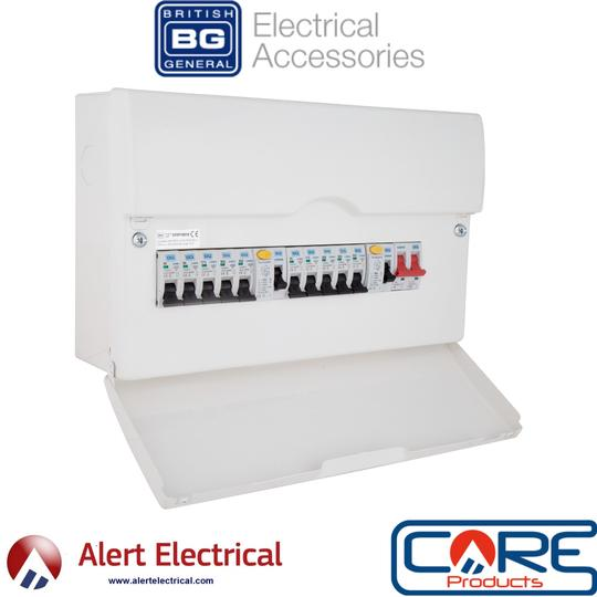 BG Fortress Circuit Protection Range now available at Alert Electrical
