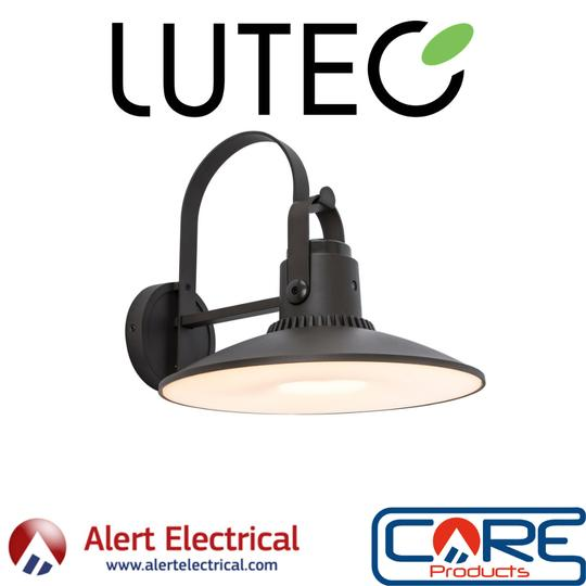 Let's gets that Garden Summer Ready with the Darli LED Coach Lantern with Bluetooth Speaker from Lutec Lighting