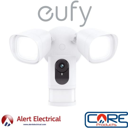 Eufy Security Floodlight Cam 2 is now available to order