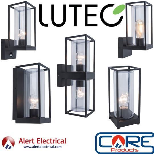 Lutec Flair Modern Lighting range now at Alert Electrical