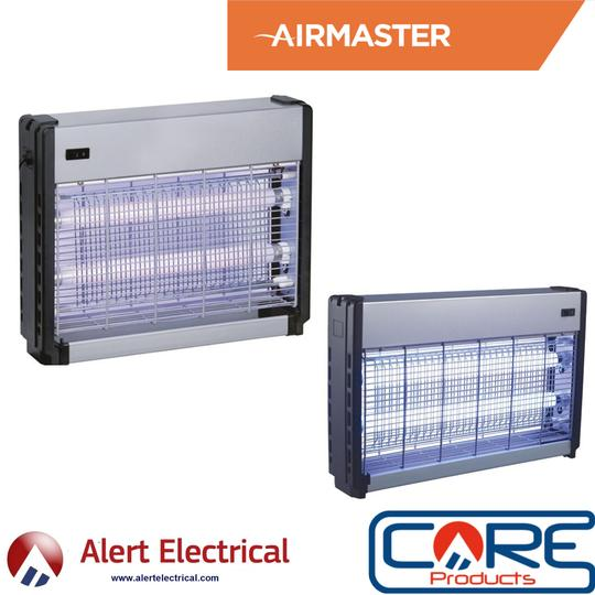 Ultraviolet Electric Insect Killers now available from Alert Electrical