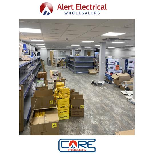 Alert Electrical Returns to Leicester in October!