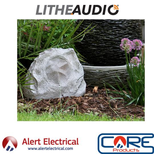 Now Available for your garden! All-in-one Bluetooth Outdoor Garden Rock Speakers