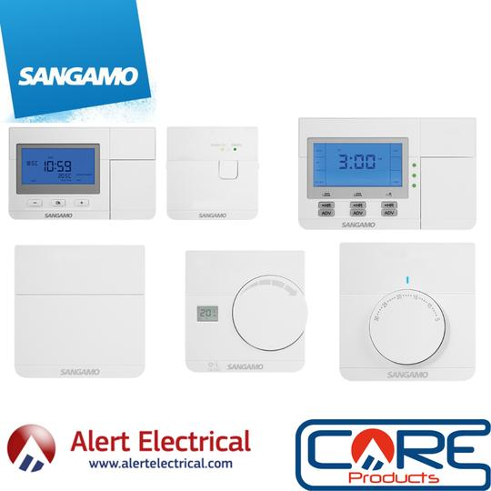 Get the Cold Controlled with the Sangamo Choice+ range of Heating and Timer Controls