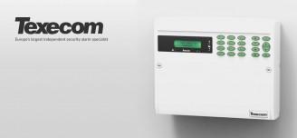Texecom Premier Elite alarm system