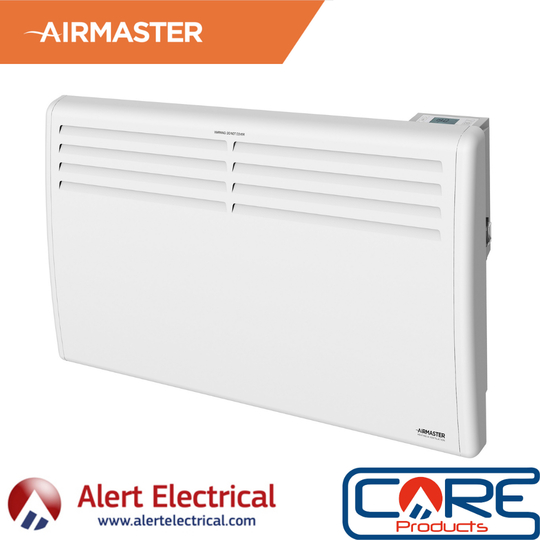 CED AirMaster Digital LCD Control Panel Heaters have been upgraded!