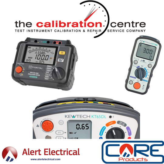 Dates for the Alert Electrical Calibration Days in partnership with The Calibration Centre Confirmed for July 2020