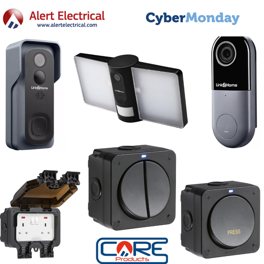 Cyber Monday Deals at alertelectrical.com Start Today
