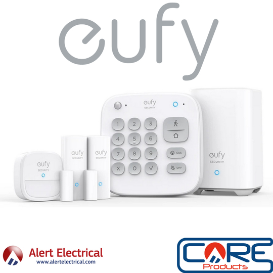 A Smart Wireless Alarm system that gives you piece of mind with no subscriptions from Eufy