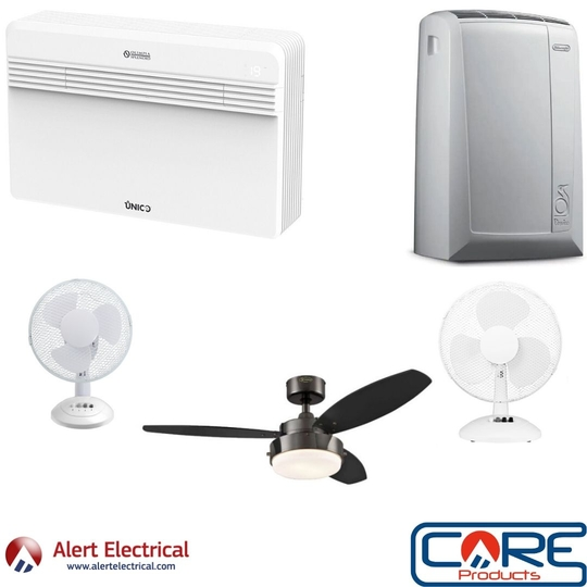 Beat the Heat This Summer with Alert Electrical