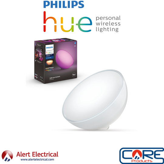 The Ideal item to enhance the atmosphere of your summer parties.  Phillips Hue Go Portable Light Smart Light