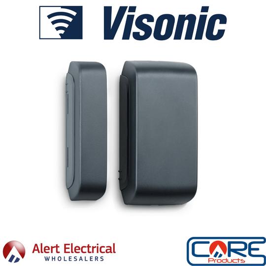 The Visonic Wireless Outdoor IP65 Door Contact helps you protect those updated outdoor spaces!