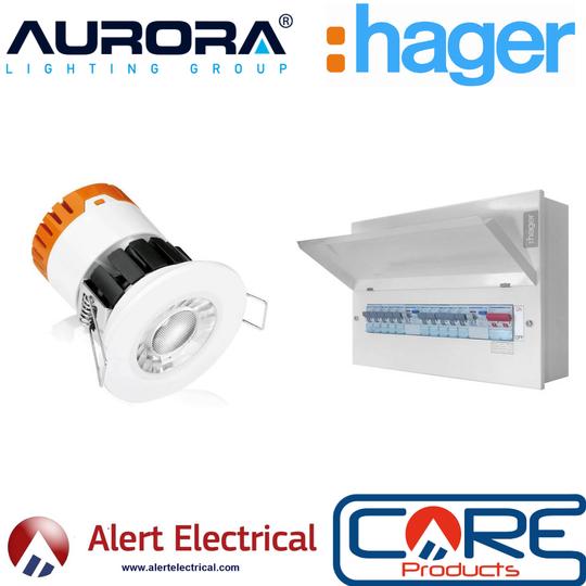 Alert Electrical April Manager Specials.