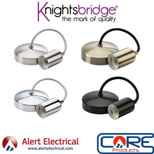 Knightsbridge Contemporary Pendant Sets