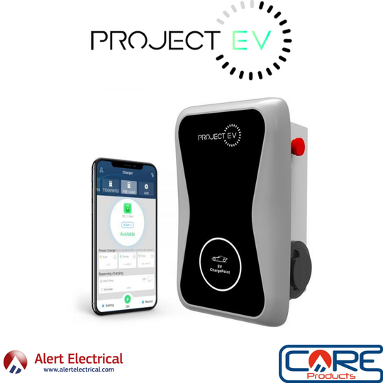 Project EV Pro Earth makes the option of Home Electric Car Charging Easy!