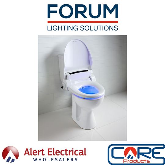 The Perfect addition for any bathroom offering a hygienic experience. Forum Spa Mito Smart Toilet Seats
