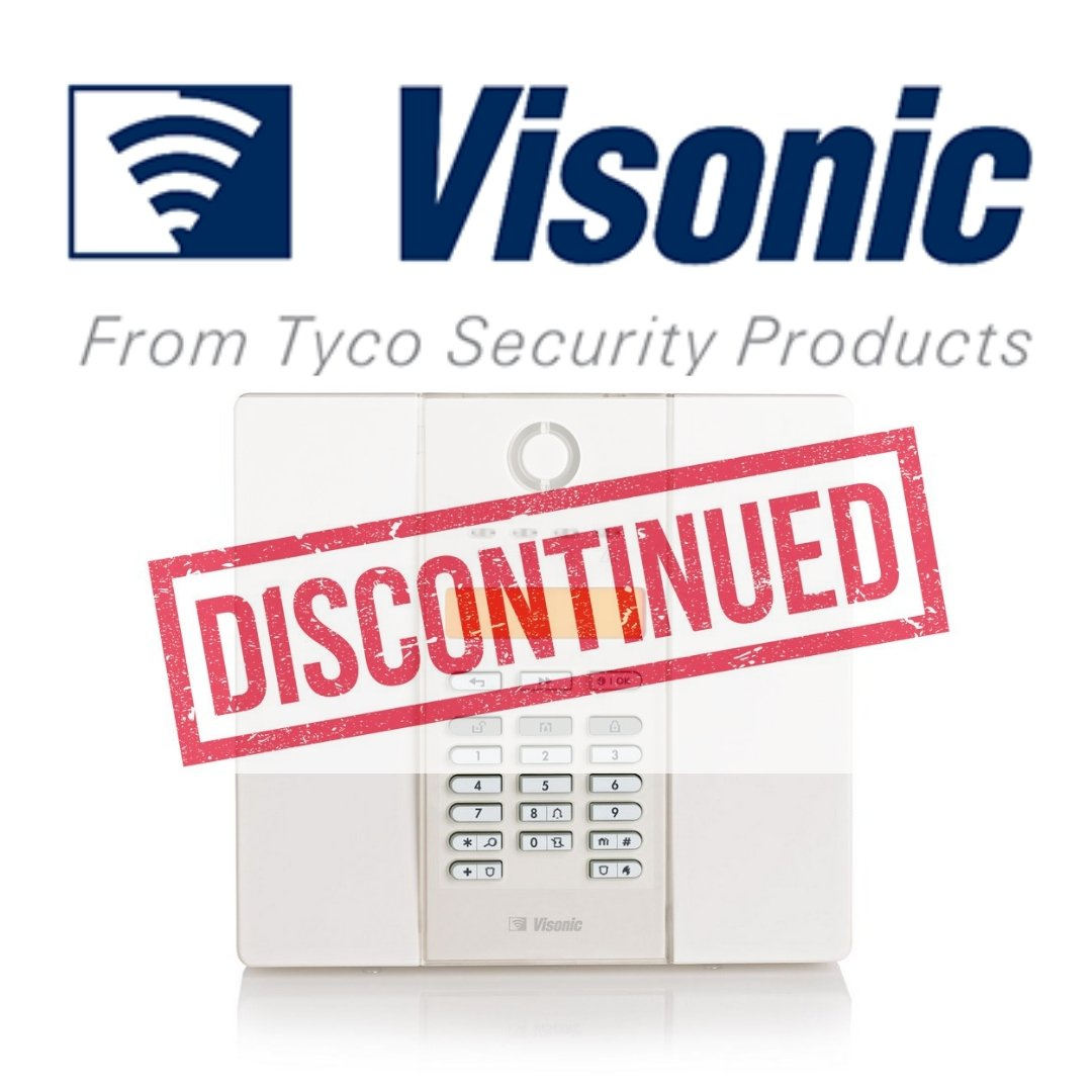 Visonic Powermax Express E Discontinued! What Next?