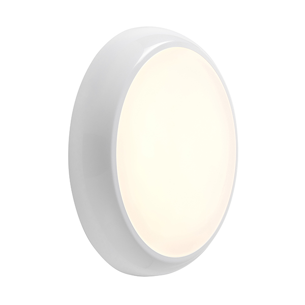 Saxby Lighting Hero CCT IP65 18W Bulkhead Light | 95539