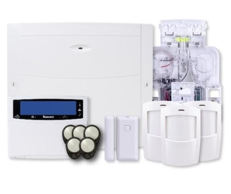 Texecom Ricochet KIT-002 Wireless Alarm System