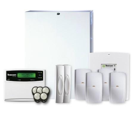 Hybrid Alarm System