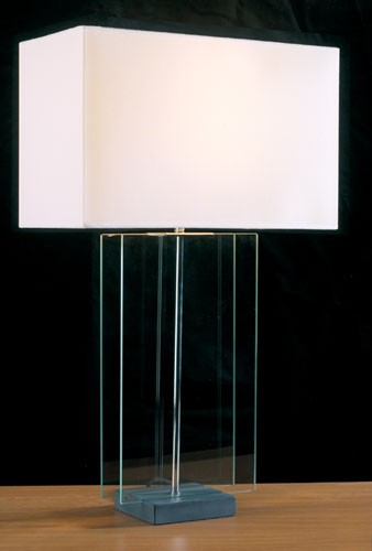 Illusion table lamp