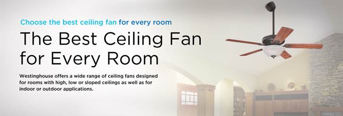 The Best Ceiling Fan For Every Room