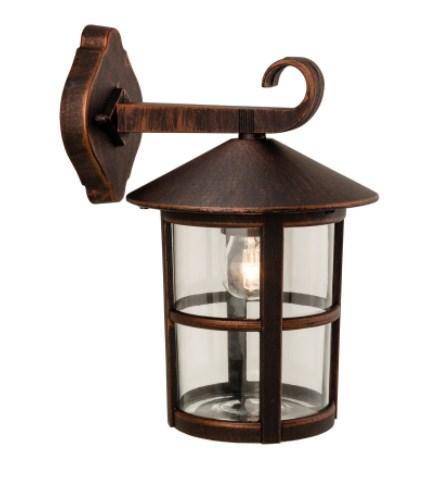 Firstlight 2356BZ Stratford Downlight Wall Lantern Bronze