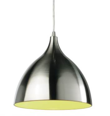 Cafe Pendant Light - Green