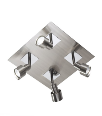 Futura Ceiling Spotlight Square