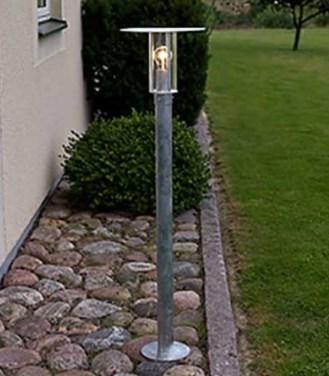 Konstsmide 'bollard' style lantern