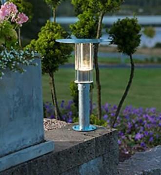 Konstsmide 'Post' style lantern