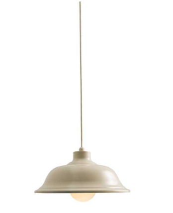 Laughton Ceiling Pendant Cream