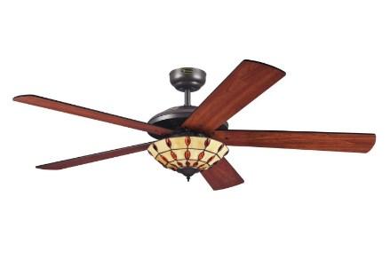 Westinghouse Tiffany Ceiling Fan
